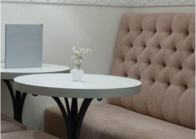 salon de thé rose des neiges